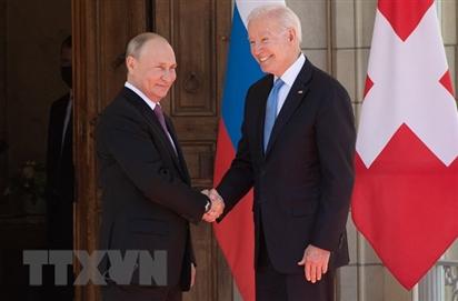 Nga - Mỹ bắt đầu vòng đàm phán về ổn định chiến lược hạt nhân