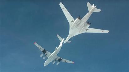 Nga lần đầu thử nghiệm máy bay ném bom siêu thanh Tu-160M bản nâng cấp