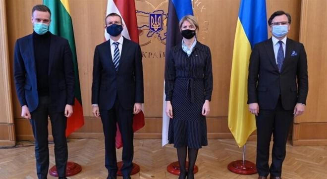 Nhiều nước chỉ trích Nga leo thang căng thẳng ở miền Đông Ukraine