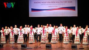 Vẻ đẹp tâm hồn Nga qua những ca khúc, vũ điệu
