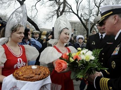 Những nét thú vị trong văn hóa nước Nga