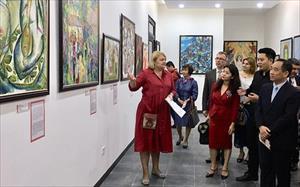 Vẻ đẹp nước Nga qua các triển lãm tại Việt Nam