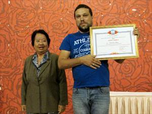 Gặp mặt hội viên Hội Hữu nghị Việt – Nga tỉnh Khánh Hòa