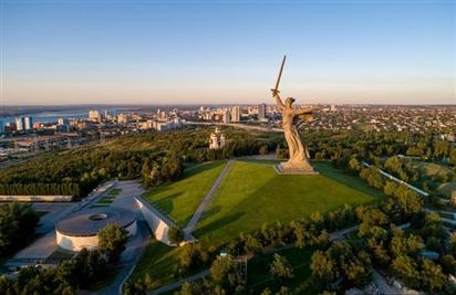 Đến thăm Volgograd thành phố anh hùng