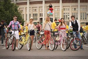 Những tuyến đường du lịch Moscow bằng xe đạp hấp dẫn nhất