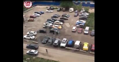 Video: Một vụ xả súng xảy ra ở phía nam thành phố Moskva