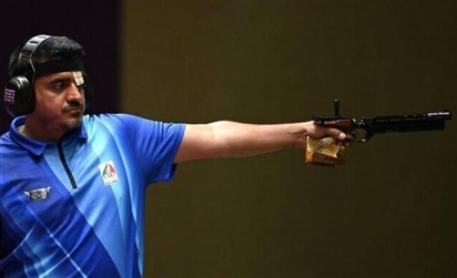 Sốc: Xạ thủ vô địch Olympic là tay khủng bố