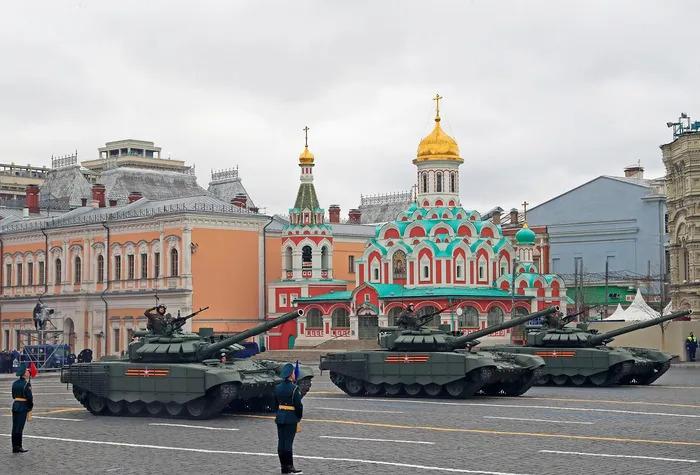 Lộ diện vũ khí hiện đại của Nga tại lễ duyệt binh Ngày Chiến thắng
