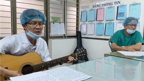 Tiếng hát từ tâm dịch lay động lòng người