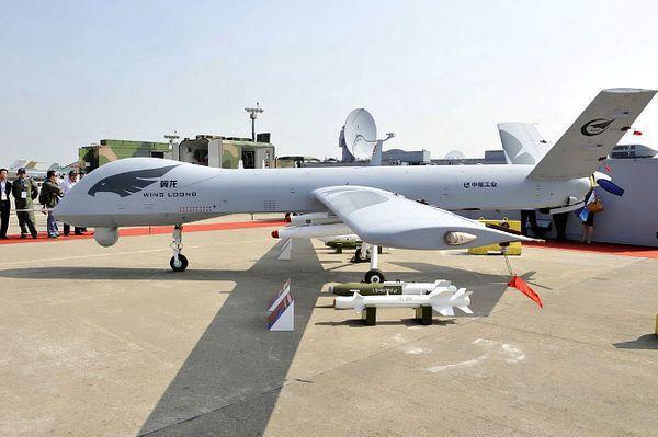 ẢNH: Chiến trường Trung Đông đặt dấu chấm hết cho tham vọng của UCAV Trung Quốc