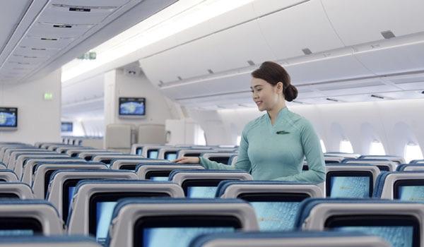 Thông tin Vietnam Airlines tại Nga
