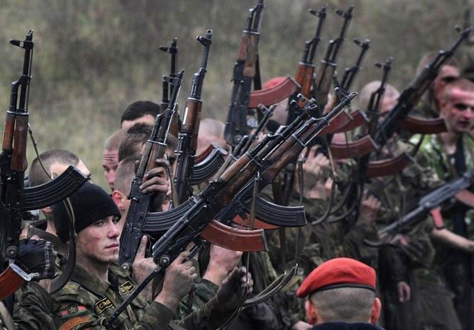 Washington muốn xâm lược Belarus để rộng đường tới Nga